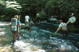Accessing a stream